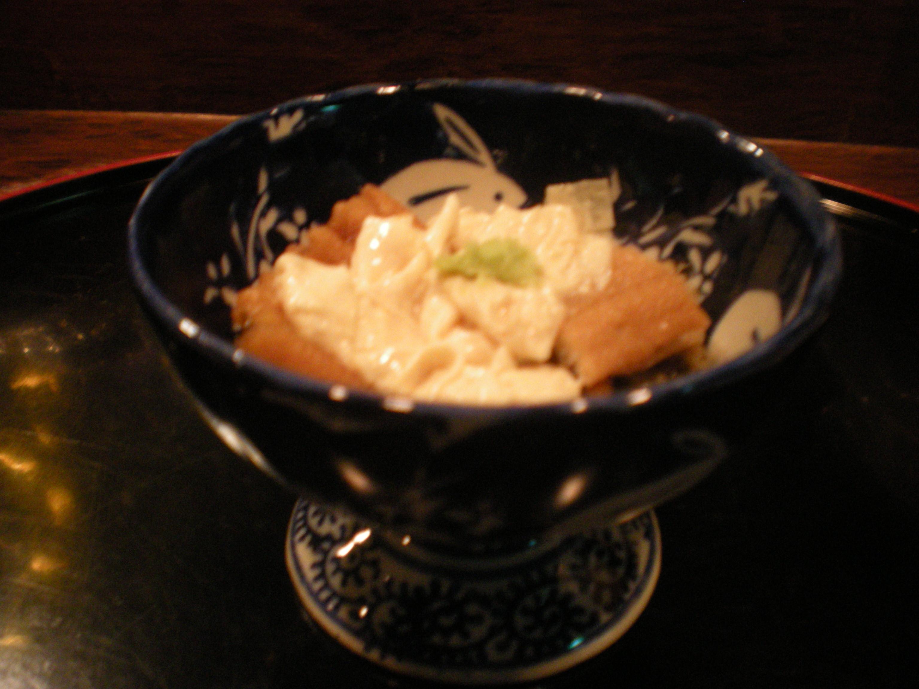 西中洲小料理 小料理うさぎ 料理